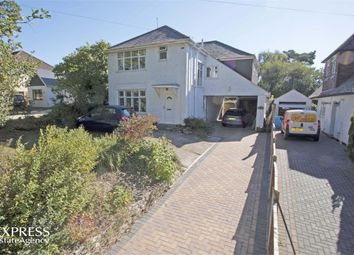 Thumbnail 4 bed detached house for sale in Magna Road, Bournemouth, Dorset