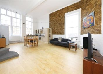 Thumbnail 3 bed flat to rent in Chelmer Road, Hackney, London