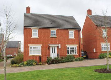 Thumbnail 3 bed detached house to rent in Didcot, Oxfordshire