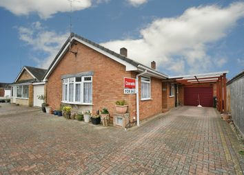 Thumbnail 3 bed detached bungalow for sale in Tealsbrook, Swindon