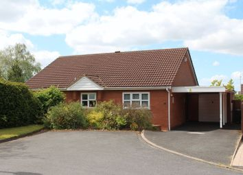 Thumbnail 2 bed detached bungalow for sale in Medina Way, Kingswinford