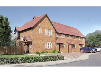 Thumbnail 2 bedroom terraced house for sale in Plot 2 Mill Stone Green, East Wretham, Thetford