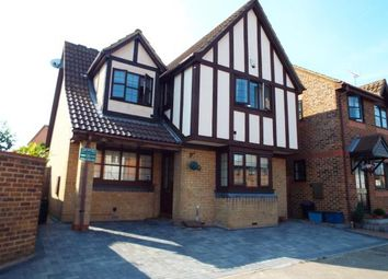 Thumbnail 3 bed detached house for sale in Barkingside, Essex