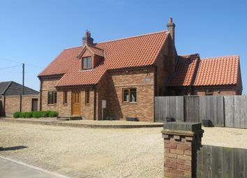 Thumbnail 3 bed detached house for sale in Little Common Lane, Holbeach Clough, Holbeach, Spalding