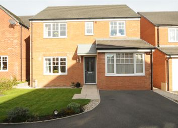 Thumbnail 5 bed detached house for sale in Kerridge Drive, Warrington