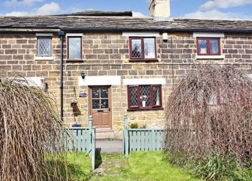 Thumbnail 2 bed cottage for sale in New Row, Badsworth, Pontefract