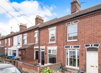 Thumbnail 2 bedroom terraced house for sale in Norwich, Norfolk