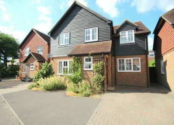 Thumbnail 3 bed detached house for sale in Kings Mews, Bishopric, Horsham