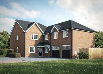 Thumbnail 6 bed detached house for sale in Cheerbrook Road, Willaston, Nantwich