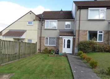 Thumbnail 3 bed semi-detached house for sale in Tregenna Close, Plympton, Plymouth