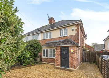 Thumbnail 6 bed semi-detached house for sale in Cranmer Road, Oxford