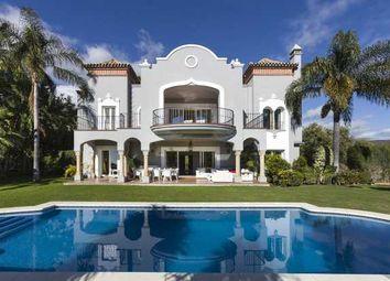 Thumbnail 5 bed villa for sale in La Alqueria, Benahavis, Costa Del Sol