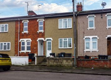 Thumbnail 3 bedroom terraced house to rent in Redcliffe Street, Swindon, Wiltshire