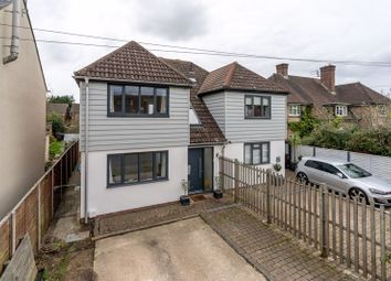 Thumbnail 3 bed semi-detached house for sale in Church Road, Chichester