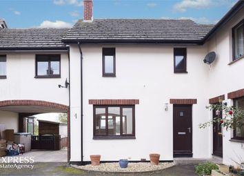 Thumbnail 3 bedroom terraced house for sale in Church Close, Chulmleigh, Devon