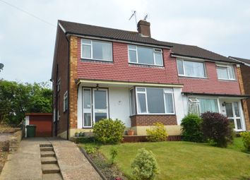 Thumbnail 3 bed semi-detached house for sale in Chippendale Close, High Wycombe