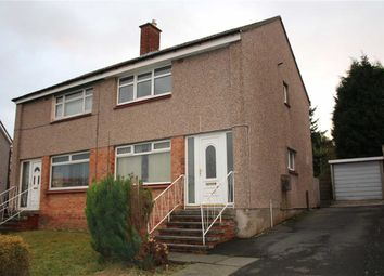 Thumbnail 2 bed semi-detached house to rent in Let Agreed, 11, Willow Grove, Dunfermline