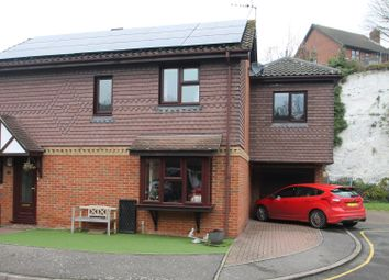 Thumbnail 4 bed detached house for sale in Maritime Close, Greenhithe