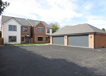 Thumbnail 5 bed detached house for sale in Maxstoke View, Coleshill, Birmingham
