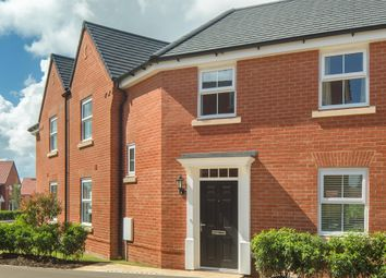 "Thumbnail 3 bedroom semi-detached house for sale in ""Fairway"" at Burnby Lane, Pocklington, York"