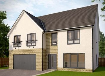 "Thumbnail 5 bed detached house for sale in ""Saffron Chatelherault"" at Leven Road, Ferniegair, Hamilton"