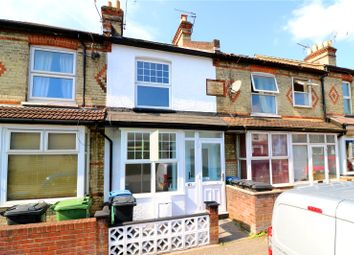 Thumbnail 3 bed terraced house for sale in Leavesden Road, Watford