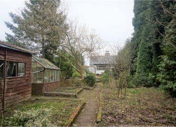 Thumbnail 2 bedroom detached bungalow for sale in Paradise Lane, Birmingham