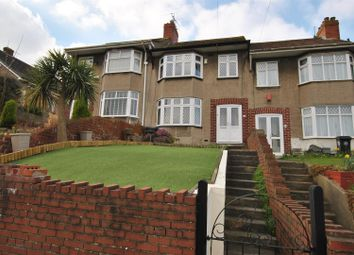Thumbnail 3 bed terraced house for sale in Wells Road, Whitchurch, Bristol