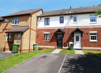 Thumbnail 2 bed terraced house for sale in Clos Myddlyn, Manorchase, Beddau