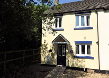 Thumbnail 3 bed end terrace house for sale in Hooper Close, Hatherleigh, Okehampton
