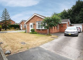 Thumbnail 3 bed detached bungalow for sale in Verbena Close, Beechwood, Cheshire
