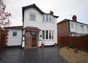3 bed detached house for sale in Cambridge Road, Bromborough, Wirral CH62
