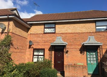 Thumbnail 1 bed terraced house for sale in Newbridge Oval, Emerson Valley, Milton Keynes