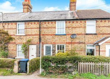Thumbnail 2 bed terraced house to rent in Jubilee Road, Littlebourne, Canterbury