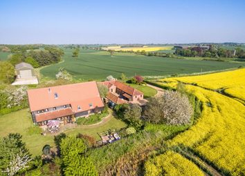 Thumbnail 4 bed detached house for sale in Ilketshall St. John, Beccles