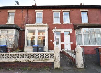 Thumbnail 2 bed terraced house for sale in Grasmere Road, Blackpool, Lancashire