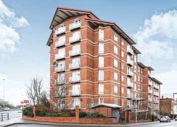 Thumbnail 2 bed flat for sale in Osbourne House, Queen Victoria Road, Coventry, West Midlands