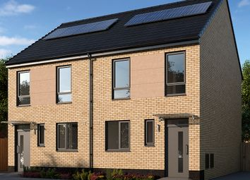 "Thumbnail 2 bed property for sale in ""The Carnelian At Brimstone, Frickley"" at Lapwing Road, South Elmsall, Pontefract"