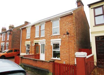 Thumbnail 3 bedroom semi-detached house for sale in Hatfield Road, Ipswich