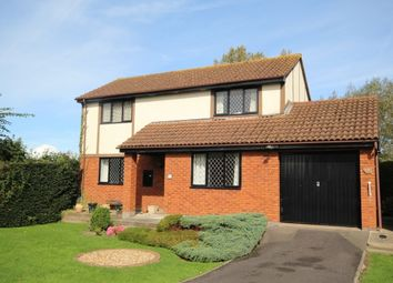 Thumbnail 3 bed detached house for sale in Grays Avenue, Westonzoyland, Bridgwater