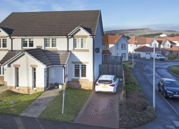 Thumbnail 3 bed semi-detached house for sale in St. Martin Crescent, Strathmartine, Dundee