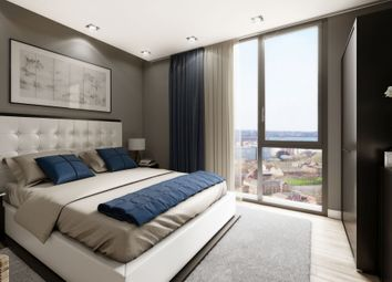 Thumbnail 1 bed flat for sale in Fabric District, Liverpool