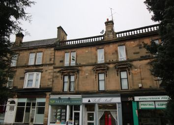Thumbnail 2 bed flat for sale in Vicar Street, Falkirk