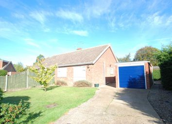 Thumbnail 2 bed bungalow to rent in Church Close, Cantley, Norwich