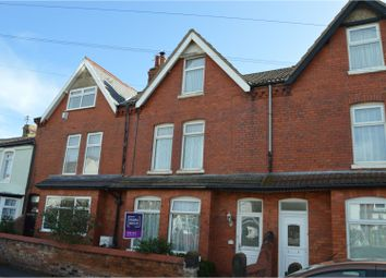 4 bed terraced house for sale in Grove Road, Hoylake, Wirral CH47