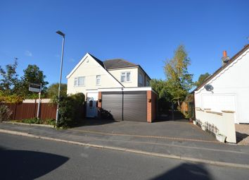 Thumbnail 5 bed detached house for sale in Browning Street, Narborough, Leics