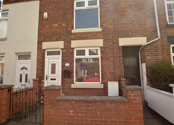 Thumbnail 2 bed terraced house to rent in Park Road, Coalville, Leicestershire