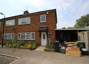 Thumbnail 4 bed semi-detached house for sale in Westbourne Crescent, Clevedon