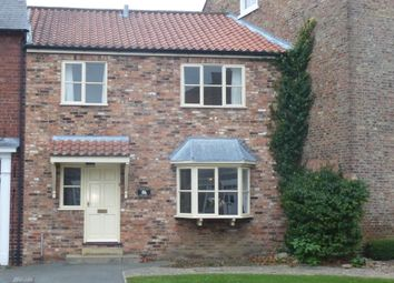 Thumbnail 2 bed cottage to rent in Market Place, Easingwold, York