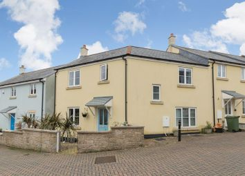 Thumbnail 4 bed end terrace house for sale in Madison Close, Hayle